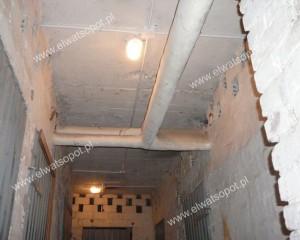 instalacja w piwnicy