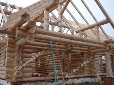 Instalacje w domach drewnianych