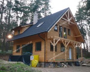 instalacja w domu drewnianym