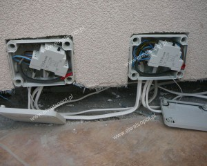 montaż termostatów